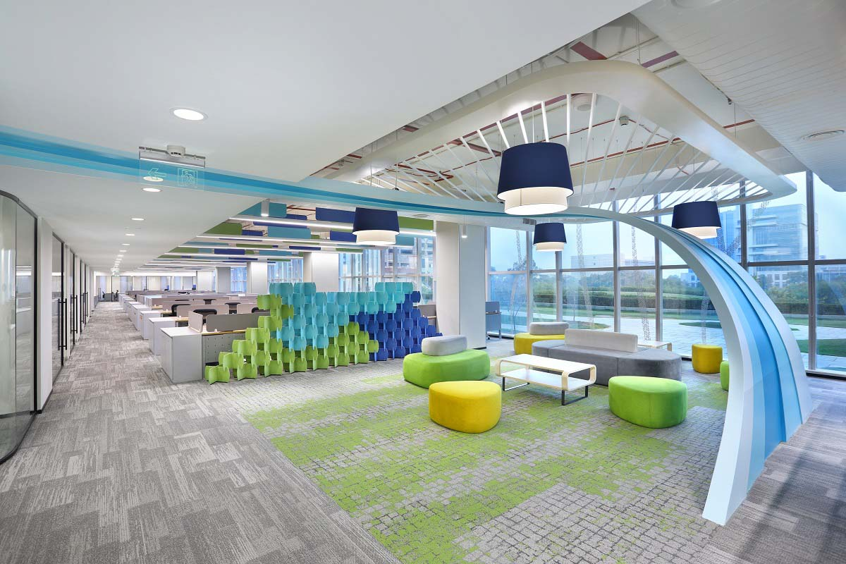 Corporate interiors in Delhi